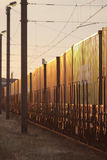 freight train στοκ εικόνες