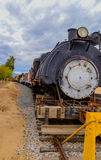 Freight Train. An old freight train in the historic park Royalty Free Stock Photography