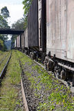 Freight train Royalty Free Stock Images