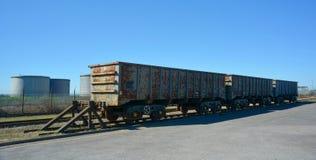 Freight train wagon's Stock Photo