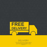 Freight transport Royalty Free Stock Photo