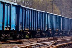 Freight transportation Royalty Free Stock Photos