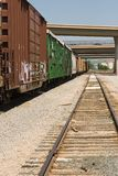 Freight Transportation. The many means of transporting the cargo and freight of world trade Stock Photo