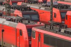 Freight wagons Stock Photos