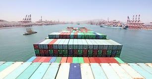Freighter zdjęcie stock