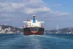 Freighter Royalty Free Stock Photography