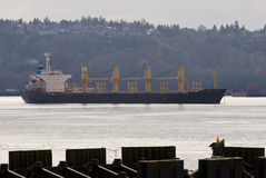 Freighter Royalty Free Stock Photos