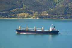 Freighter Ship Royalty Free Stock Images