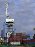 Freighting Stock Photo