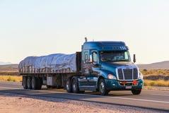 Freightliner Cascadia στοκ φωτογραφία
