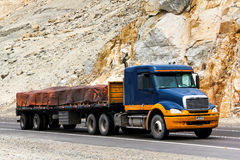 Freightliner Columbia Stock Images