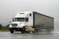 Freightliner Columbia Stock Photo