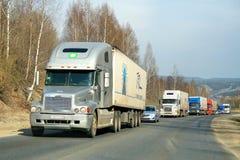 Freightliner-Jahrhundert-Klasse Lizenzfreies Stockfoto
