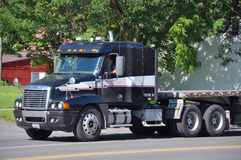 Freightliner Truck Stock Photo