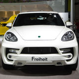 Freiheit Auto Lizenzfreie Stockfotografie