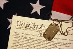 Freiheit ist nicht frei Stockbilder