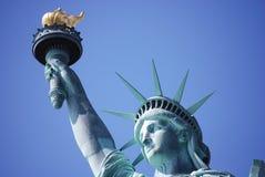 Freiheit-nahes hohes Stockbilder