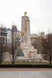 Freiheit quadratisches Budapest Lizenzfreie Stockfotos