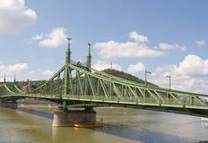 Freiheits-Brücke Stockfotografie
