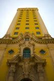 Freiheits-Kontrollturm-Unterseite Lizenzfreie Stockbilder