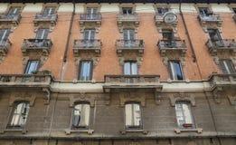 Freiheitsgebäude, Mailand Stockfotos