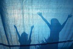 Freiheitshände Stockbilder