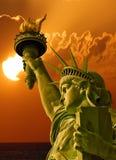 Freiheitsstatue Stockfoto