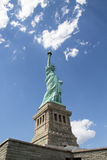 Freiheitsstatue, Liberty Island Lizenzfreies Stockbild