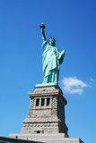 Freiheitsstatue in New York Stockbild
