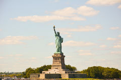 Freiheitsstatue New York Stockfoto