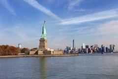 Freiheitsstatue, New York City Lizenzfreies Stockbild