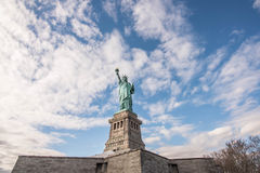 Freiheitsstatue, New York City Stockfoto
