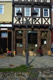 Freilichtmuseum de construção velho Hessenpark, Alemanha Foto de Stock