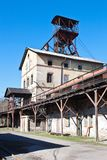 Freiluftmuseum, Kohlengrube Mayrau, Vinarice, Kladno, tschechisches repu stockfotografie