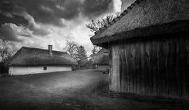 Freiluftmuseum, Ungarn Lizenzfreie Stockfotos