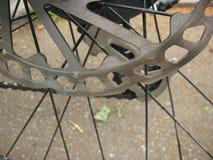 Freio da bicicleta Imagem de Stock Royalty Free