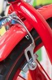 Freio dianteiro da bicicleta Imagem de Stock