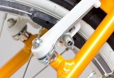 Freios da bicicleta. Imagem de Stock Royalty Free