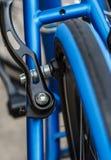 Freios da bicicleta Fotografia de Stock
