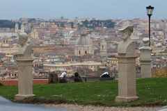 Freiras em Roma imagens de stock royalty free