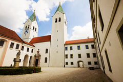 Freising, Allemagne - cathédrale de Freising Photos stock