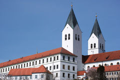 Freising Cathedral Royalty Free Stock Photo