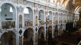 Freising Cathedral Royalty Free Stock Photography