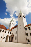 Freising, de Kathedraal van Duitsland - Freising- Royalty-vrije Stock Foto's