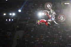 Freistil-Motocross Lizenzfreie Stockfotos