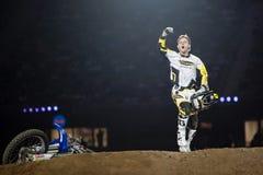 Freistil-Motocross Lizenzfreie Stockbilder