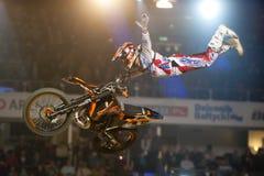 Freistil-Motocross Lizenzfreies Stockbild