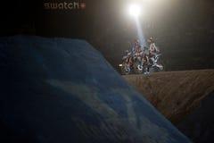 Freistil-Motocross Stockbilder