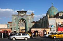 Freitag-Moschee stockbilder