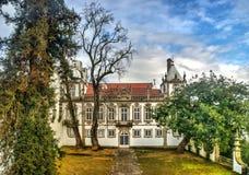Freixo palace in Porto royalty free stock photo